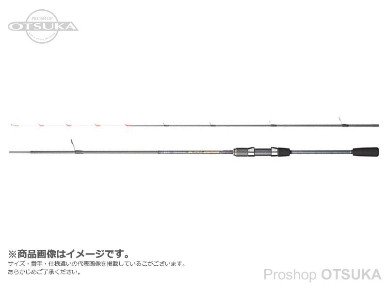 テンリュウ ブリゲイド フリップTR BFT5112S-MLS 1.8m ルアーMAX60g PEMAX0.8号 自重 82g