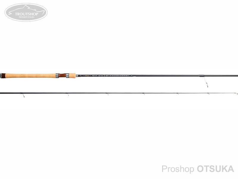 テンリュウ レイズ RZ912S-H 9.1ft MAX30g MAX16lb PEライン1.2号 -
