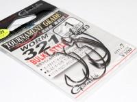 がまかつ ワームフック - ワーム321 バルキースタイル  1