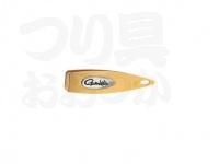 がまかつ ラインカッター(ストレート刃) - GM-1494 ゴールド -