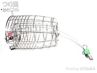 マルシン漁具 中津カゴ - ワイヤー入  小