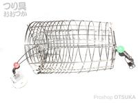 マルシン漁具 中津カゴ - ワイヤー入  大