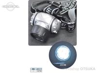 マルシン漁具 9LED ヘッドライト - 9LEDヘッドライト - 4段階点灯