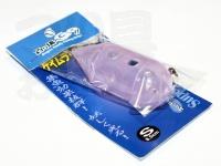 マルシン漁具 ケイムラ ロケットカゴ - -  Sサイズ 全長8.5cm直径3.2cm