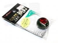 マルシン GSK鯛鉛 -  120g #グリーンラメ 120g