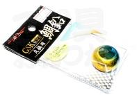 マルシン GSK鯛鉛 -  90g #ブルー/ゴールド 90g