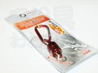 マルシン漁具 マグネットホルダー - - #レッド ランディングネット着脱用
