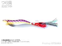 マルシン漁具 タコエギ - ビッグゲーム2 # ピンク 3.5号
