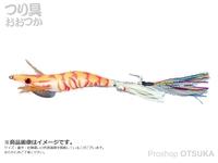 マルシン漁具 タコエギ - ビッグゲーム2 # オレンジ 3.5号