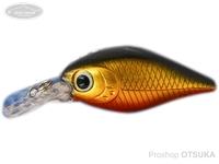 マルシン漁具 あげチャン -  #ブラックゴールド 3.7g 50mm