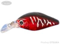 マルシン漁具 あげチャン -  #クリアレッド 3.7g 50mm