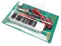 ウッドマン シーキング -  高性能バッテリーチェッカー - 12ボルト仕様