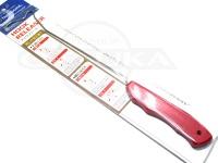 ベルモント リリーサー - フックL #レッド 全長 約320mm 重量 約30g