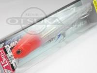 ジップベイツ ZBLザブラシステムミノー - 15HD-F 650 スカーレッドヘッド 150mm 37.5g フローティング