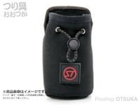 キャップス ストリーム トレイル - SDボトルホルダー2 # ブラック 幅8×高さ13.5×奥行11cm