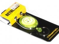キャップス ストリーム トレイル -  リトリーバー #イエロー コード:60cm