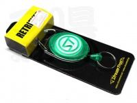 キャップス ストリーム トレイル -  リトリーバー #グリーン コード:60cm