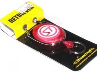 キャップス ストリーム トレイル -  リトリーバー #ピンク コード:60cm
