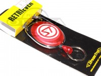 キャップス ストリーム トレイル -  リトリーバー #レッド コード:60cm