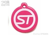 キャップス ストリーム トレイル - フローティングキーチューンST #ピンク