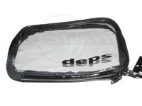 デプス マルチポーチ -  #ブラック #L 153×218×53mm