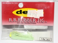 デプス RRラバージグ -  1.0g #11 チャート 1.0g