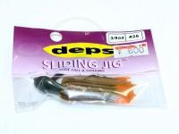 デプス スライディングジグ -  3/8oz #25 オレンジエッジ 3/8oz