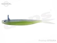 デプス フリルドシャッド -  4.7インチ #20 ウォーターメロンプロブルー 4.7インチ エコトーナメント対応