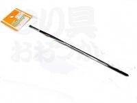 ファイブコア ナイロン筆 - 平筆  サイズ:02(毛幅5mm)