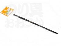 ファイブコア ナイロン筆 - 平筆  サイズ:06(毛幅7mm)
