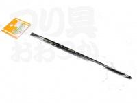 ファイブコア ナイロン筆 - 平筆  サイズ:08(毛幅9mm)