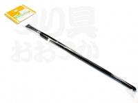 ファイブコア ナイロン筆 - 平筆  サイズ:10(毛幅11mm)