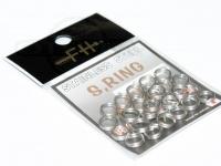フィールドハンター スプリットリング - フィールドハンター S.リング #シルバー #5