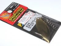 エフテック スネイルコネクター - スネイルブレイド ゴールド サイズ L
