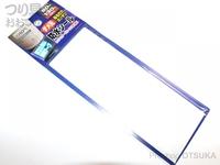 プロックス ダメ元防水シール - PX99713 #シルバー シールサイズ 50mm×130mm