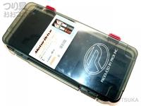 プロックス 攻棚ワカサギモータードライブケース - PX021SK #スモークブラック サイズ:275/131/45mm