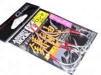 がまかつ アシストフック - ジギングフック鎌鼬 #4/0  #ロング 35mm(PE20号使用)