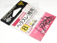 がまかつ ヘラスレ(鯉用) - 黒 8号