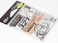 がまかつ ワームフック - ワーム321 ファインカスタム  サイズ #5