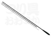 がまかつ がまへら 兜 - 15尺 ブラック 全長 4.5mX自重105gX継数5