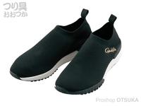 がまかつ アクアバウンススリッポン - GM-4524 #ブラック Lサイズ