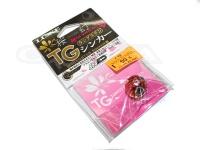 がまかつ 桜幻 鯛ラバーQ - TGシンカー #19 バレンシア/ビックスポット 60g