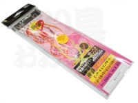 がまかつ 桜幻 - 極細ネクタイユニット #04ポップアソート