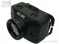 がまかつ ヘッドアンドネックライト - LEHL 350 最長点灯連続30時間 調光6段階 重量56g IPX4防滴仕様