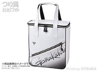 がまかつ トートバッグ - GM-3586 #ホワイト/ブラック