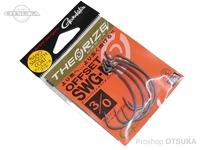 がまかつ セオライズ -  オフセット SWG-M  #3/0