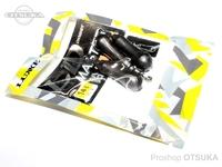 がまかつ LDM(リーダーレスダウンショットマスター) - スリムシンカー鉛  14g
