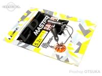がまかつ LDM(リーダーレスダウンショットマスター) - スリムショット 鉛 -. フックサイズ1 5.2g