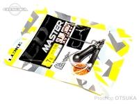がまかつ LDM(リーダーレスダウンショットマスター) - スリムショット 鉛 -. フックサイズ1/0  7.0g