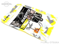 がまかつ LDM(リーダーレスダウンショットマスター) - スリムショット 鉛 -. フックサイズ4/0 5.2g